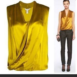 DVF New Issie Sl Blouse